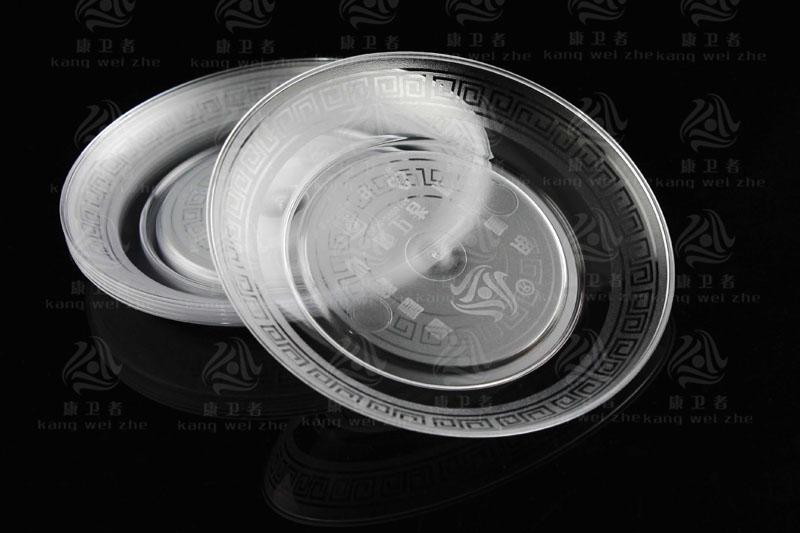 帮您详细计算一次性水晶餐具的配送利润